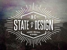 North Carolina State of Design logo