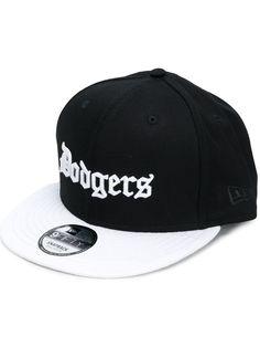 19cf54240e4c1 Marcelo Burlon County Of Milan LA Dodgers cap - Black