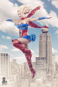 Supergirl Vintage, Edit by truefd.deviantart.com