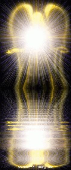 Water Animations - Oceans to Angels - Image 68 - Tranquil Waters - Fantasy Art Angel Images, Angel Pictures, Angel Gif, Beautiful Sky, Beautiful Pictures, Angel Protector, Angel Wings Decor, Spiritual Warrior, Water Images