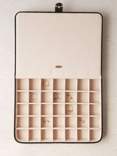 Mele & Co. Cameron Jewelry Box