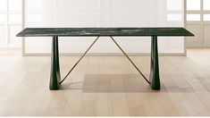 Rocco Rectangular Marble Dining Table |