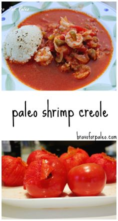 In New Orleans, we love shrimp creole. Here's how to make a Paleo Shrimp Creole.
