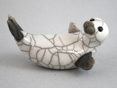 Seal Pup on Back