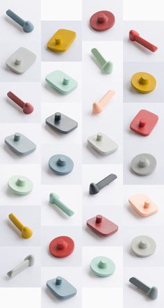 TEGES fake security tag brooches by Michał Jońca #design #jewelry