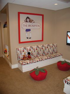 Built In Seating, Banquettes, Brompton, Frame, Kids, Home Decor, Homemade Home Decor, Children, Interior Design