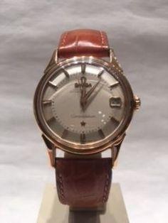 Omega Constellation Pie Pan - Men's watch - Year: 1960