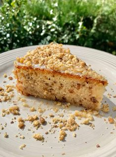 Walnut Cake Recipe (Karidopita) - Vicki's Greek Recipes Greek Desserts, Greek Recipes, Cake Recipes, Dessert Recipes, Cake Mixture, Walnut Cake, Recipe Ratings, Cake Tins, Banana Bread