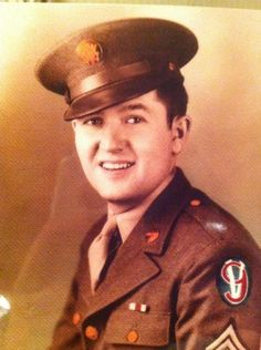 Remembering my Grandpa Bob on Memorial Day: http://www.chicagonow.com/daily-miracle/2012/05/the-miracle-of-memorial-day/