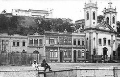 Rua Santa Luzia – 1920 Maracanã, Rio de Janeiro, Brazil