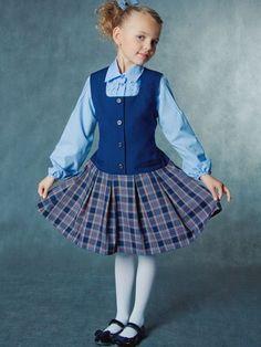 Los uniformes escolares para niñas y modelo de la foto de 2016 uniformes escolares moda 2016