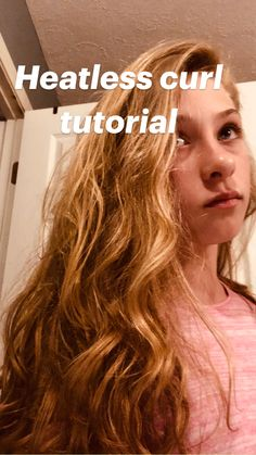 Wavy Hair Overnight, Overnight Waves, Overnight Braids, Curly Hair Tips, Curly Hair Styles, Natural Hair Styles, Heatless Curls Tutorial, Heatless Waves, Twist Hairstyles