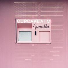 Sprinkles Cupcake ATM | izzylamb | VSCO
