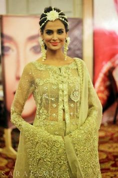 Mehreen Syed Wedding With Ahmed Sheikh