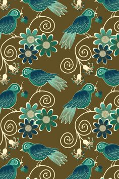 pattern by lilypadster. Art Designs, Cool Designs, Bathroom Towel Decor, Wrap Pattern, Nail Wraps, Beautiful Patterns, Background Patterns, Iphone Wallpapers, Irene