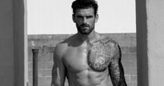 Exclusive: Stuart Reardon by Bell Soto, Talks Fitness + Modeling