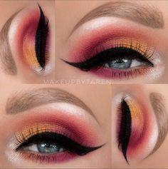 "(@tartecosmetics) on Instagram: ""OMG! How beautiful is this eyelook @makeupbytaren created using our #tarteist double take…"""