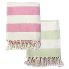 Set of 2 Turkish Beach Towels - Turquaz - on Temple & Webster today