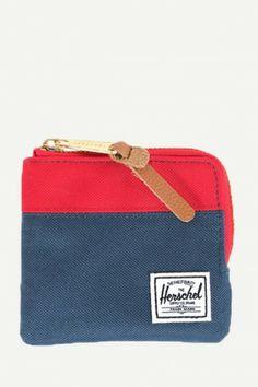 Herschel Wallet Jonny Red! I WANT IT!! 24,99€