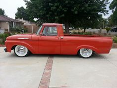 Another view of my 61 Ford Unibody