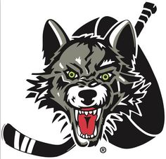 ce264f1e29f The Chicago Wolves open their AHL season on Saturday at Allstate Arena.  Chicago Logo,