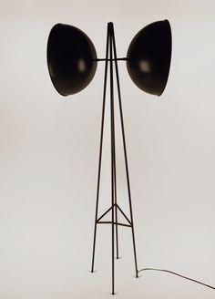 Jiwoong Jung, Gyogam Floor Lamp, 2011.