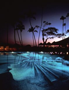 Halekulani Hotel, Waikiki Beach