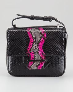 Python Standard Shoulder Bag, Mini by Reed Krakoff at Neiman Marcus.