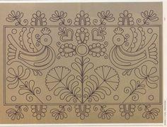 (649) Gallery.ru / Фото #4 - Словенска людова, Ч.2 - tanytryell Hungarian Embroidery, Embroidery Motifs, Types Of Embroidery, Hand Embroidery Designs, Vintage Embroidery, Greek Mythology Art, Roman Mythology, Ethno Design, Indian Folk Art