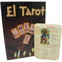 #Tarot Iniciacion al #TarotdeMarsella (Set - Libro + 22 Cartas) (MDT)