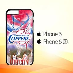 Los Angeles Clippers Logo X3153 iPhone 6|6S Case