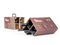 forWine (Student Work) | Packaging of the World: Creative Package Design Archive and Gallery