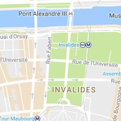 Carte des fontaines - Eau de Paris