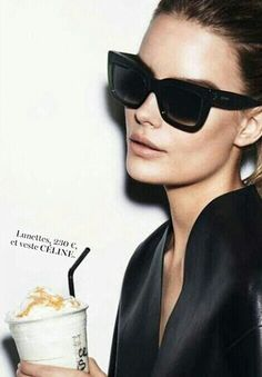 VOGUE PARIS MAY 2013, LOVE these sunglasses!