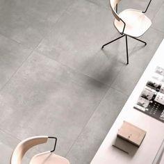 Betonlook grå 60x60x1 cm Vi er Danmark's billigste – stenogflise.dk