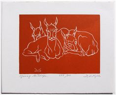 antelope Prints, Art, Art Background, Kunst, Performing Arts, Art Education Resources, Artworks