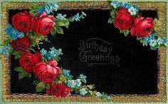 owen1141952 — «С днём рождения! Розы и незабудки.» на Яндекс.Фотках