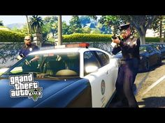 GTA 5 PC Mods - PLAY AS A COP MOD #2! NEW UPDATED GTA 5 Police Mod Gameplay! (GTA 5 Mods Gameplay) - YouTube