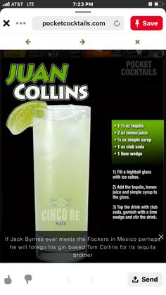 Alcoholic Punch Recipes, Alcohol Drink Recipes, Alcoholic Drinks, Liquor Drinks, Cocktail Drinks, Drink Specials, Mat, Mixers, Summer Drinks