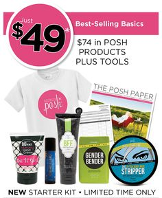 Become a consultant Perfectlyposh.com/gwright