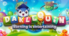 https://www.behance.net/gallery/17743637/Darlequin-2d-game-design