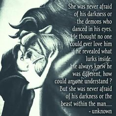 She Was Never Afraid Of His Darkness love couples disney cartoons relationship relationship quotes cute love quotes love pics beautiful love quotes Quotes For Him, Cute Quotes, Quotes To Live By, My King Quotes, Dj Quotes, Devil Quotes, Love Story Quotes, Movie Love Quotes, Heros Disney