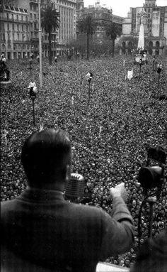 Perón.