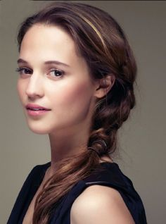 Alicia Vikander (Swedish) but she played the lovely Danish Princess Caroline Mathilde in A Royal Affair