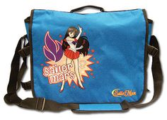 Crunchyroll - Sailor Moon Sailor Mars Messenger Bag