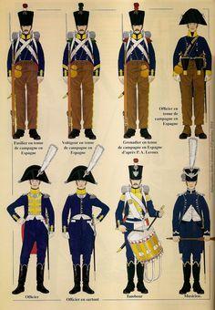 NAP- France: Hesse-Darmstadt; Infantry Regiment Prince Heriter (Erbprinz) 1807-1813, by André Jouineau.