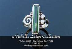Welcome to Richelle Leigh Collection - Handcrafted 14 kt. Gold and Sterling Silver Jewelry