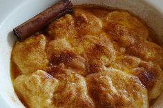 Custard Dumplings (vla sponskluitjies)   Rainbow Cooking