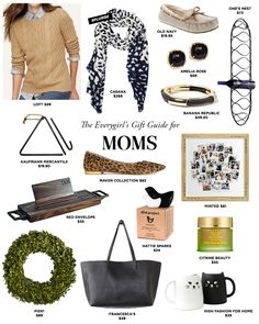 The Everygirl's 2014 Holiday Gift Guide for Moms #theeverygirl