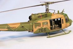 1/48  UH-1D Huey hog AAF